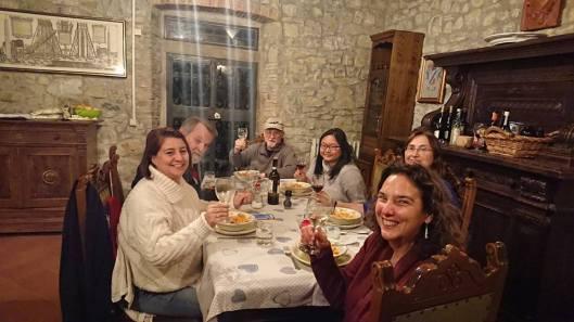 Villa Cini Dinner-Gayle Goh