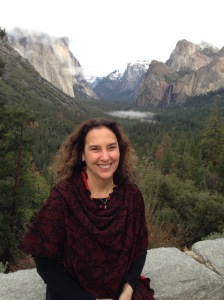 Mimi Herman in Yosemite