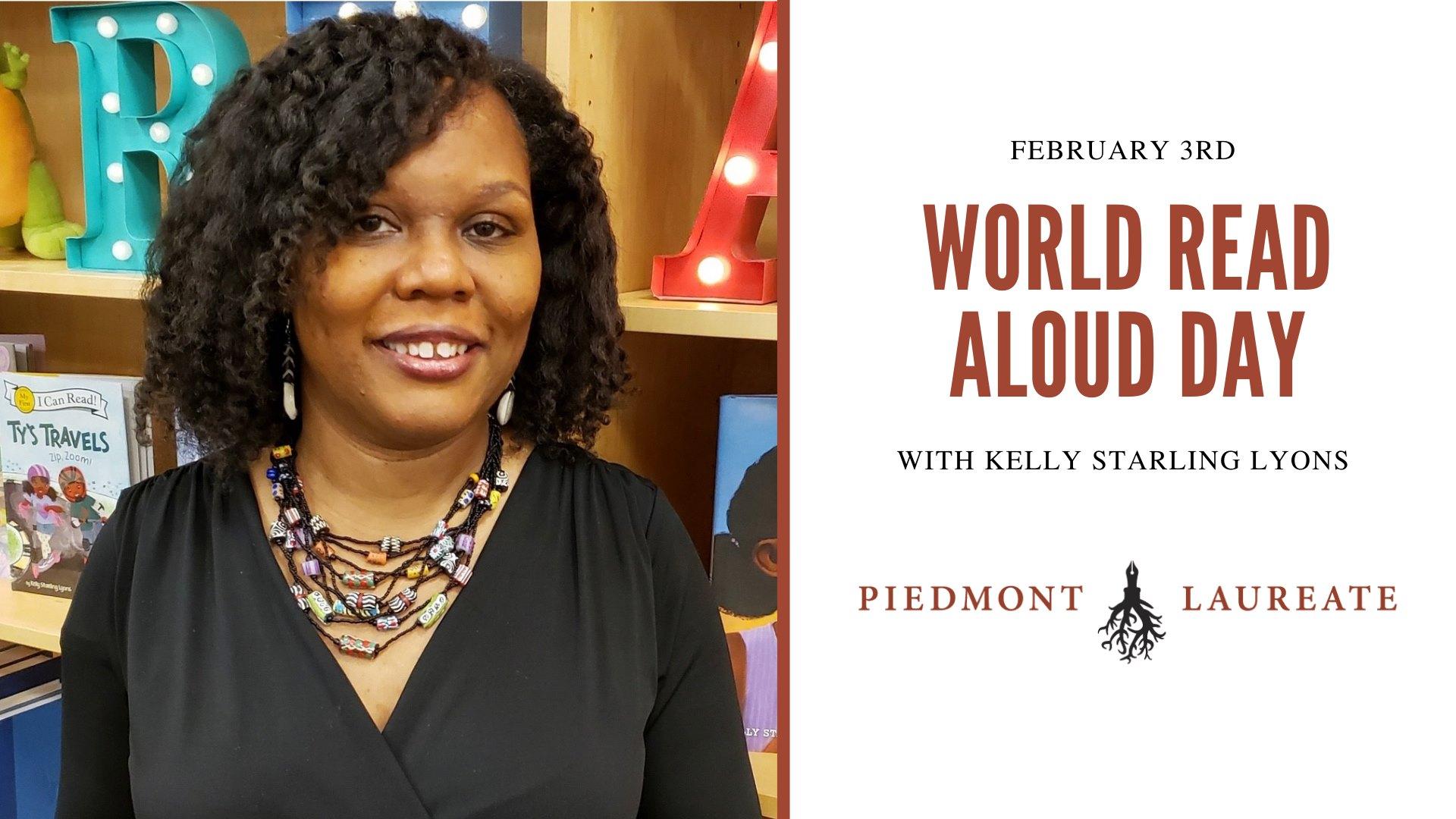 World Read Aloud Day